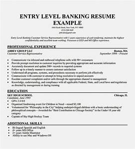 Entry Level Customer Service Resume