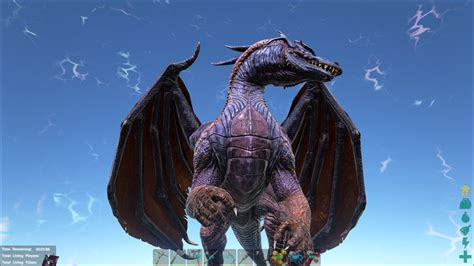 image ark dragon screenshot jpg ark survival