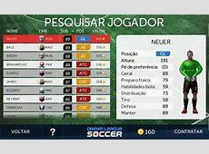 Dream League Soccer confira os melhores craques para