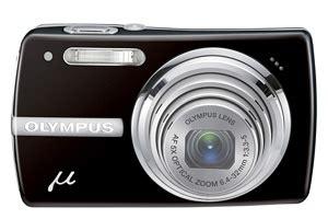 Olympus Mju 820 Camera