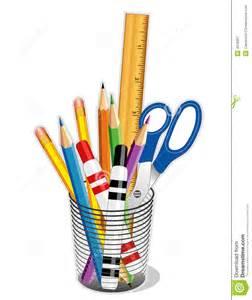 School Clip Art Writing Tools