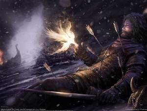 dying knight - Fantasy & Abstract Background Wallpapers on ...
