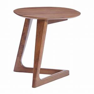 Zuo modern park west side table modern end tables for Side table