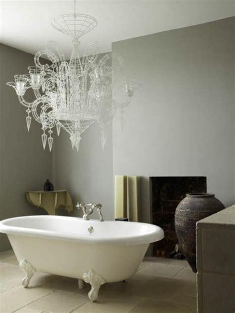 lustre salle de bain comment adopter le lustre baroque dans l int 233 rieur de votre maison archzine fr