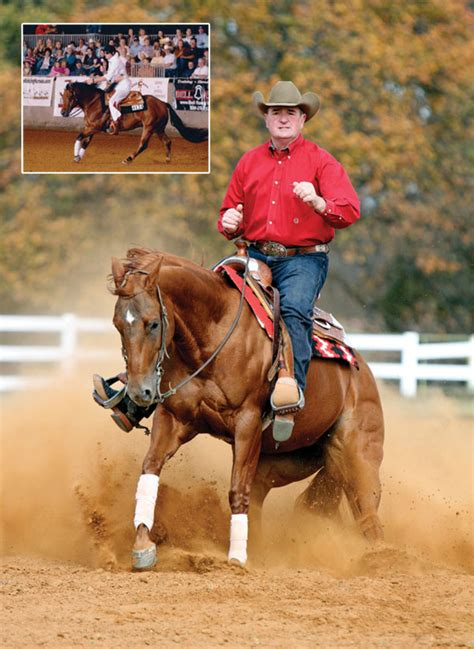 win  freestyle reining horserider