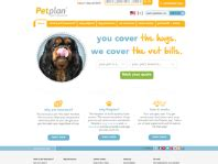 You can get up to $20,000 annual coverage. Petplan Pet Insurance Reviews | Read Customer Service Reviews of gopetplan.com
