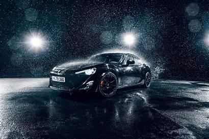 Rain Toyota 86 Gt86 Vehicle Cars Wallpapers