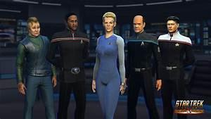 Voyager actors join cast of Star Trek Online: Delta Rising