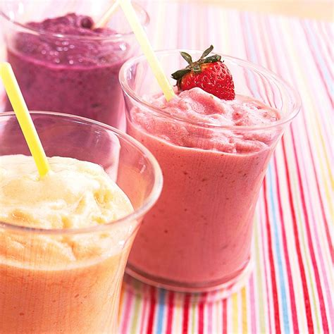Just Peachy Smoothies Recipe Eatingwell