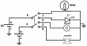 12 Volt 3 Pole Switch Wiring Diagram