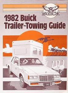 1982 Buick Regal Brochure Guide Manual