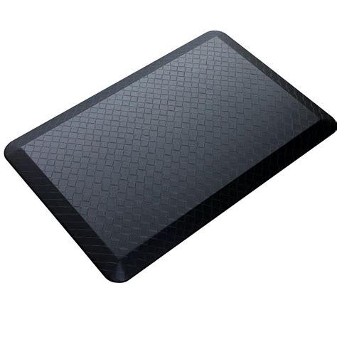 kitchen cushion floor mat 20x30 black modern indoor cushion kitchen rug anti fatigue 4368