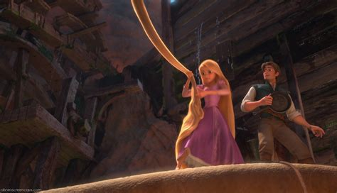Rapunzel Eugene Images Rapunzel In Action Hd Wallpaper