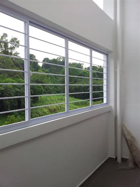 Shower Door And Window by Aluminium Grille Window Amp Grilles Singapore