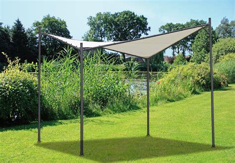 Pavillon Sonnensegel Sonnenschutz Garten Gartenpavillon