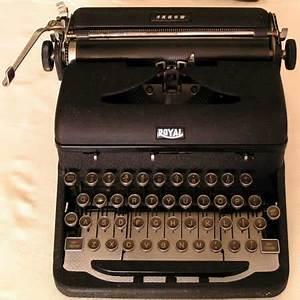 Maquina de Escribir ROYAL ARROW 1932 Coleccionismo
