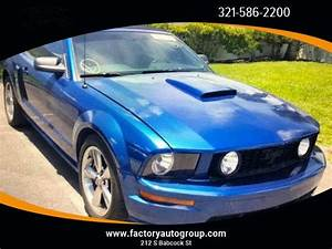 Used 2008 Ford Mustang Gt Deluxe Convertible Rwd For Sale
