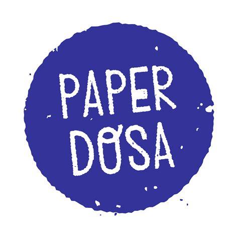 south cuisine menu paper dosa