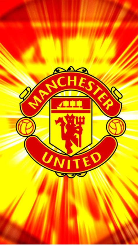 Apple iPhone 6 Plus HD Wallpaper - Manchester United in ...