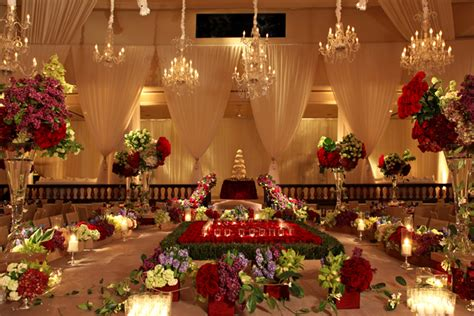 Wedding Reception Decorations by Wedding Receptions To Die For The Magazine