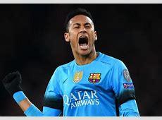 Barcelona Stats Neymar becomes first Brazilian to equal