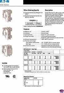 Eaton C25bnb230a Wiring Diagram
