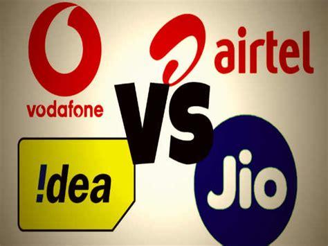 Reliance Jio Effect Airtel Idea Offer Rs 495 Frc Plan