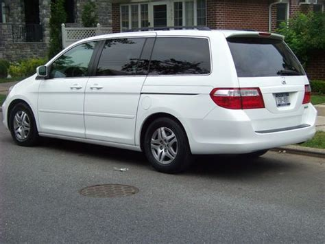 Passenger Honda Odyssey Ex Minivan