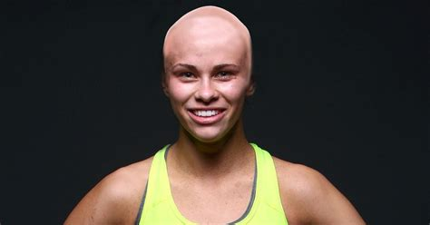 Mlb Com Cardinals Standings by Paige Vanzant Talks About Shaving Her Head For Cancer