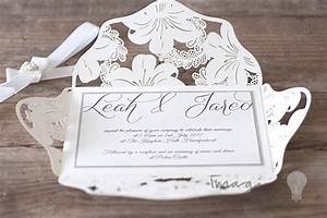 make your own celebrity style invitations blank laser cut With blank laser cut wedding invitations uk