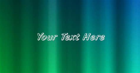 write textname   wallpaper