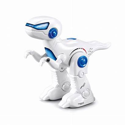 Robot Dinosaur Toy Sing Smart Rc Voice
