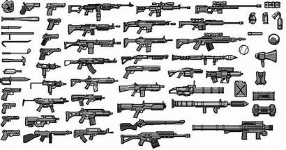 Gta Weapons Gun Weapon Last Theft Grand