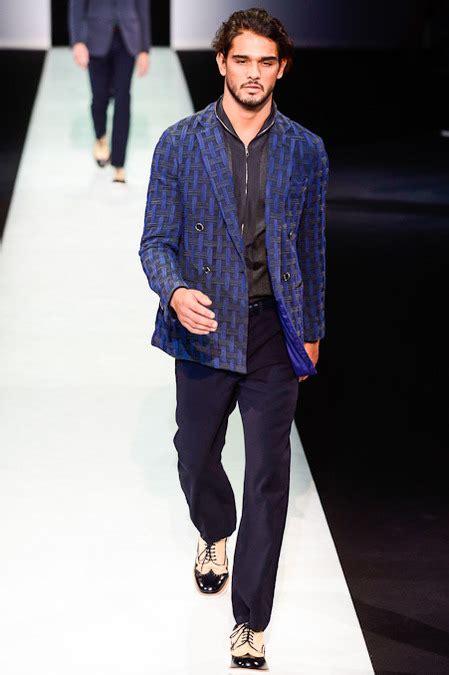 Giorgio Armani Spring 2014