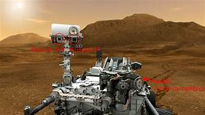 NASA's Curiosity rover sends back first color images from ...