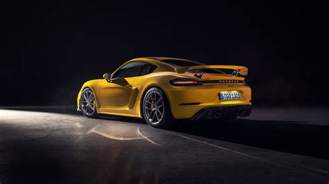porsche  cayman gt    wallpaper hd car