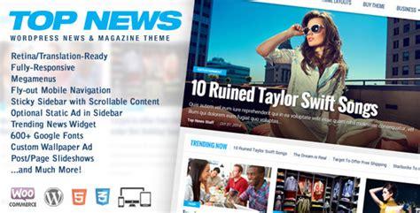 Wordpress News & Magazine Theme By Mvpthemes