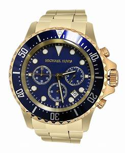 Michael Kors Gold Watches For Men Hd Fashion For Michael ...