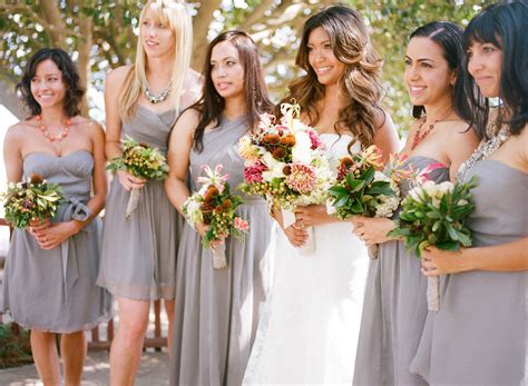 Top 10 Bridesmaids Dresses Colors For Spring Summer