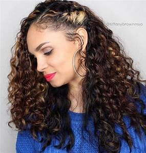 20 Cute Hairstyles For Naturally Curly Hair In 2018