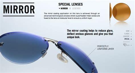 5 Types Of Ray Ban Sunglass Lenses At Lenspick