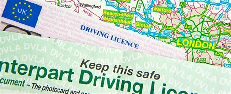 driving licence       post