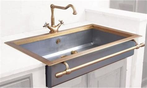how to restore a copper sink 10 common rental kitchen frustrations and how to fix them