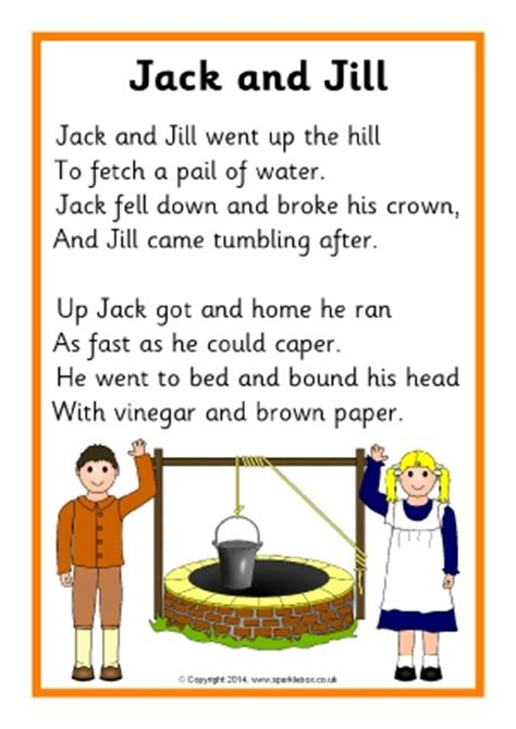 Old Jack S Boat Theme Song by Printable Nursery Rhyme Song Lyric Sheets Sparklebox