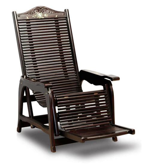 wooden recliner buy unique recliner wooden recliner