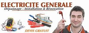 Electricien La Rochelle : electricien niort ~ Melissatoandfro.com Idées de Décoration