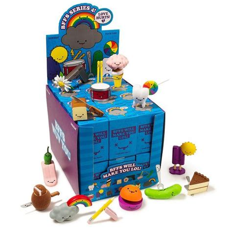 blind box toys bffs best friends forever kidrobot