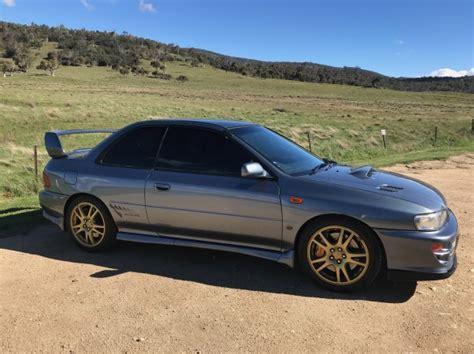 1999 Subaru Wrx Sti Version V 2 Door