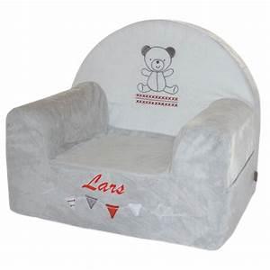 Sessel Für Kleinkinder : schaum sessel f r kinder b rchen mit stickerei ein pers nliches geschenk als unikat ~ Markanthonyermac.com Haus und Dekorationen