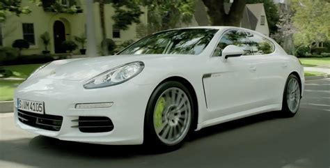 Panamera Facelift Makes Video Debut As Amazing New S E